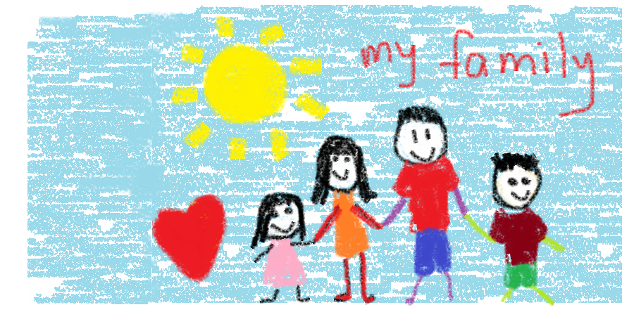 Hear from our foster children