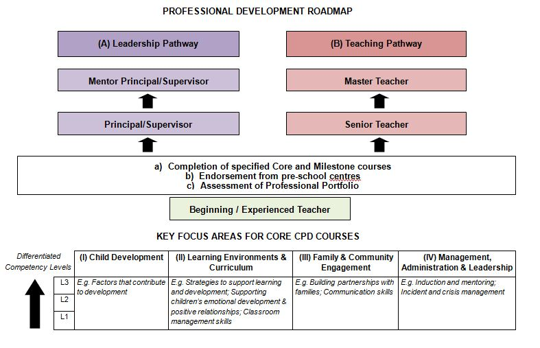 Professional Development Roadmap