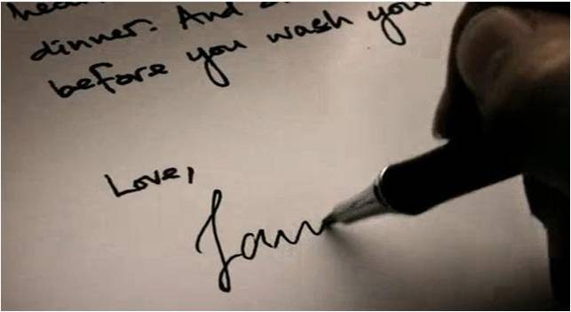 """Your signature - your voice"""